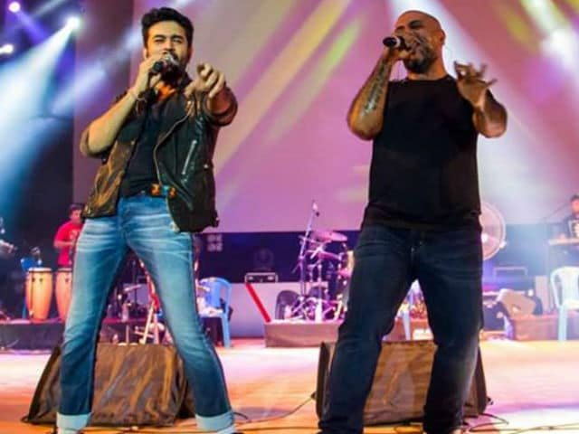 Vishal-Shekhar To Headline Bollywood Music Project