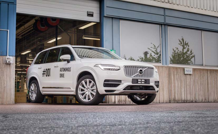 Volvo Kicks Off 'World's Most Advanced Public Autonomous Driving Experiment'