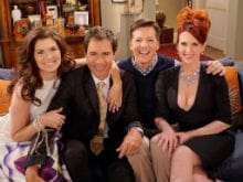 The Cast of <i>Will & Grace</i> Reunited But It's Not For What You Think