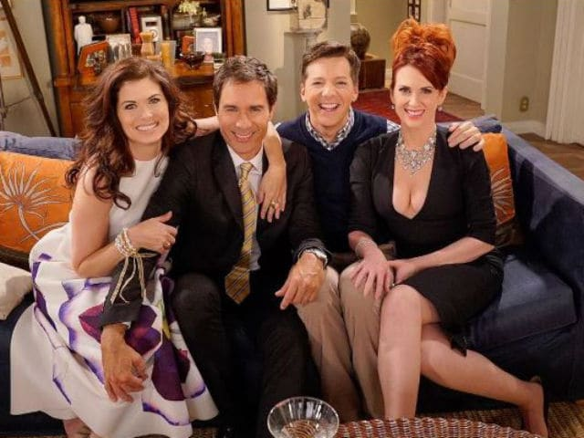 The Cast of Will & Grace Reunited But It's Not For What You Think