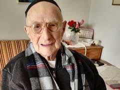 World's Oldest Man Turns 113, Readies For Bar Mitzvah