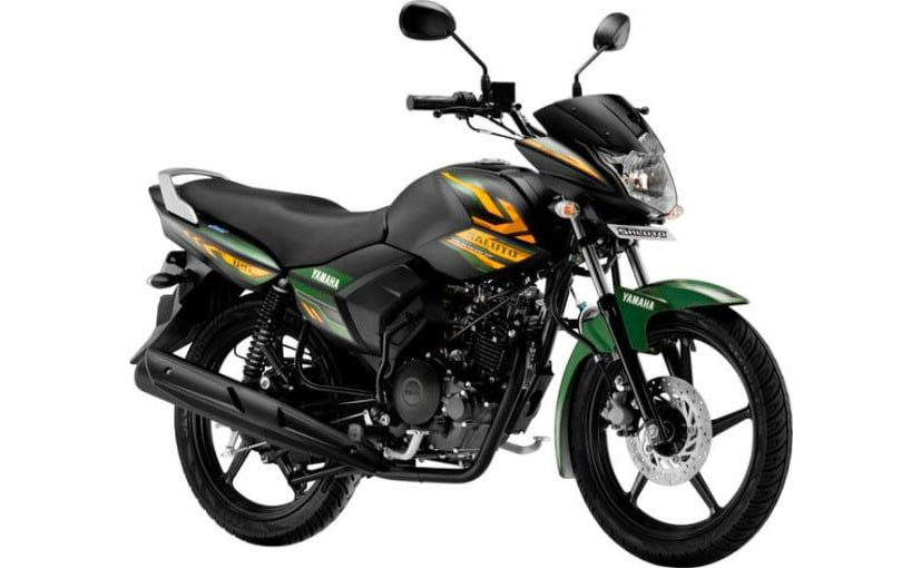 Yamaha Saluto 125 Launched With Matt Green Colour Priced At Rs Rhautondtv: Bmw Paint Code Location On Motorcycles At Gmaili.net
