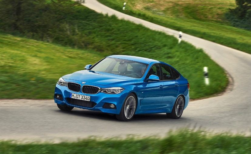 Facelifted Bmw 3 Series Gt Launch Date Revealed