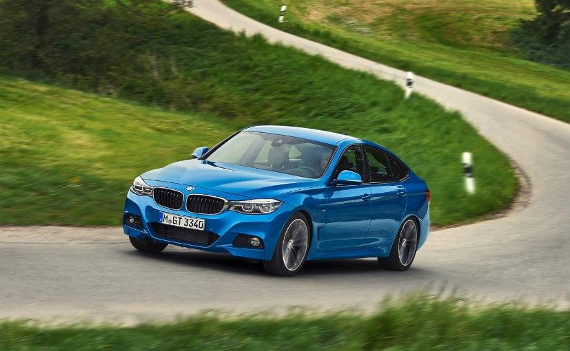 BMW 3 Series Gran Turismo Price in India GST Rates Images