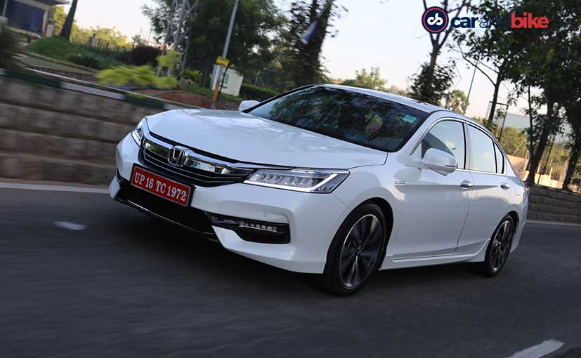 First Drive Review 2016 Honda Accord Hybrid