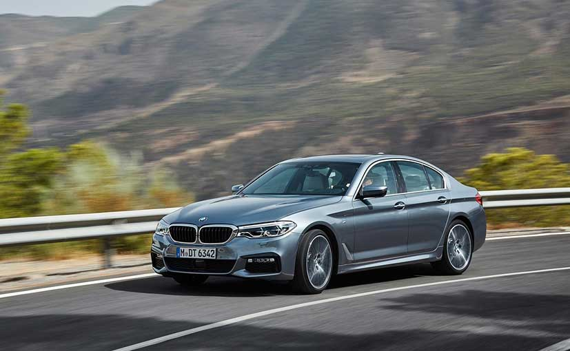 Next Generation BMW 5 Series To Arrive In India In 2017