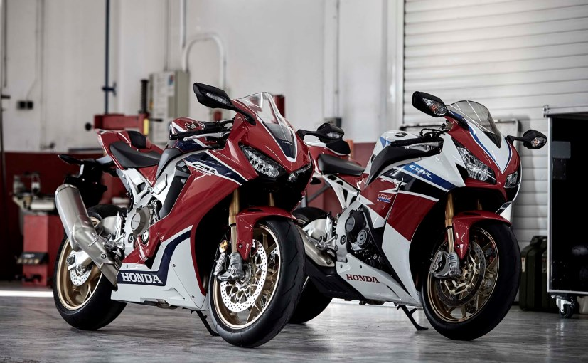 2017 Honda CBR1000RR SP and SP2