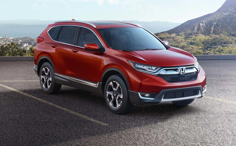5th Generation Honda CR-V Revealed