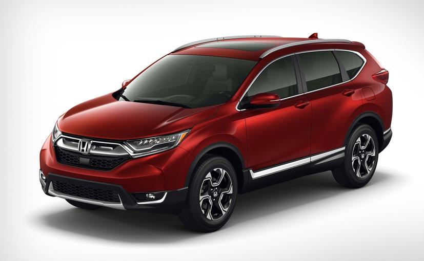 2019 Honda Cr V Vs Toyota Fortuner Vs Ford Endeavour Vs Skoda Kodiaq