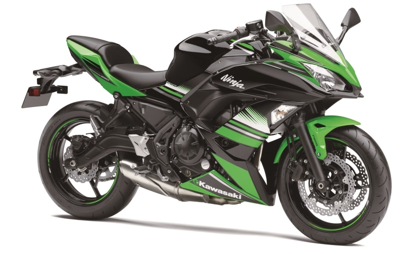 Intermot 2016: Indian Bound 2017 Kawasaki Ninja 650 And Z650 Unveiled ...
