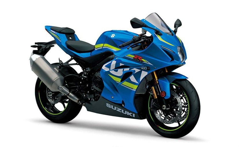 intermot 2016 suzuki unveils all new 2017 gsx r125 gsx r1000 and gsx r1000r ndtv carandbike. Black Bedroom Furniture Sets. Home Design Ideas