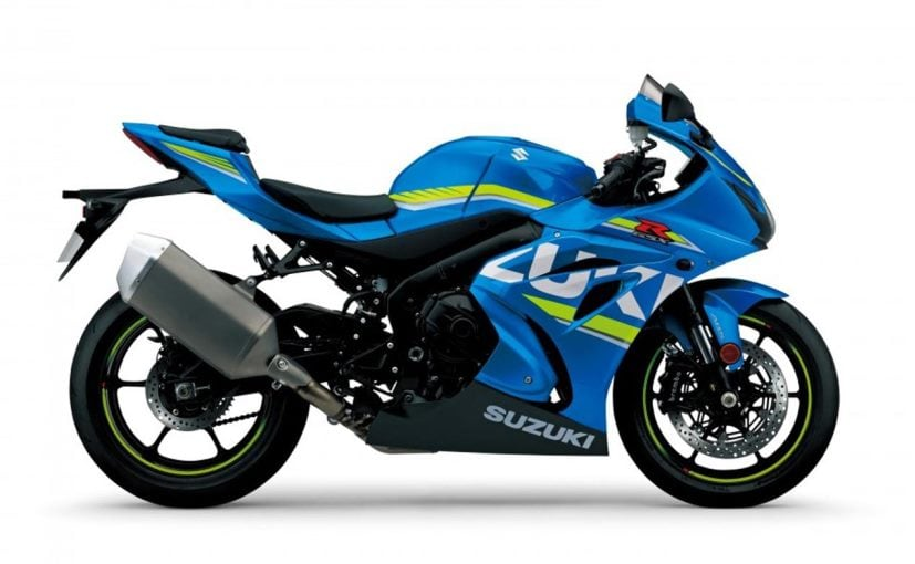2017 Suzuki GSX-R1000 With MotoGP Livery