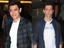 Here's How Aamir Khan, Hrithik Roshan Will Celebrate Diwali