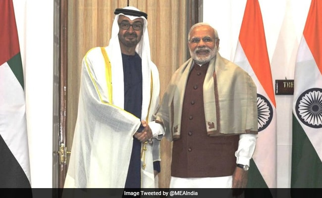 Abu Dhabi Crown Prince To Be Chief Guest On Republic Day Next Year