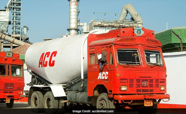ACC Ltd confirmed rumors over a merger talks with Ambuja Cements