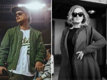 Bruno Mars Just Cannot Stop Talking About Adele