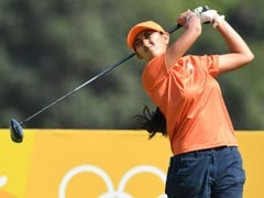 Aditi Ashok Spearheads Home Challenge at Women
