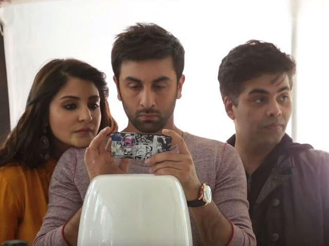 Learn More About Ae Dil Hai Mushkil With This Behind-The-Scenes Video