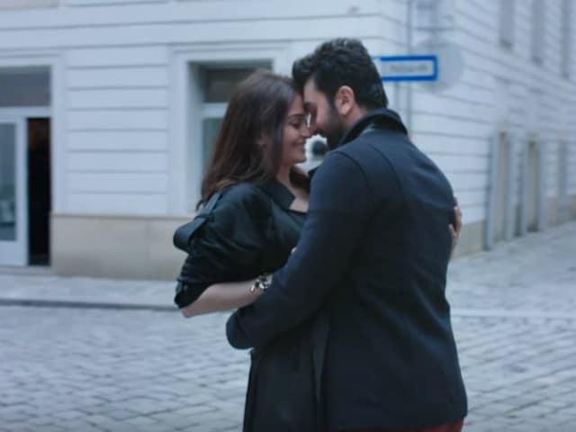 Aishwarya Rai Bachchan: Scenes With Ranbir in Ae Dil Are 'Not Frivolous'