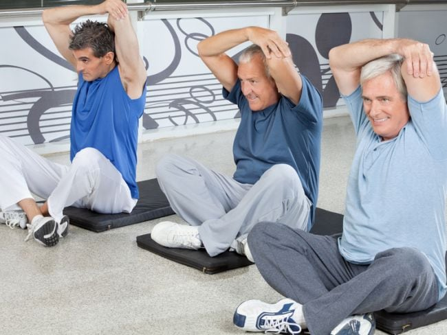 Aerobic exercise helps in improving memory defect in elderly
