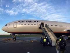 Aeroflot Plane Evacuated In Geneva After Bomb Threat, Man Arrested