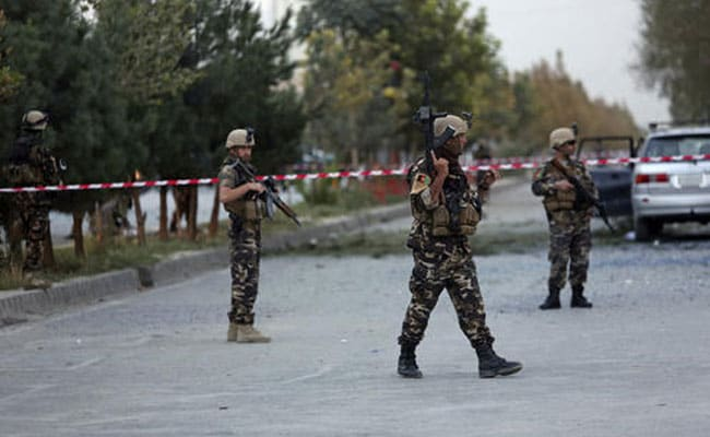 50 Dead In Taliban Suicide Attack On Provincial Afghan Police Headquarters