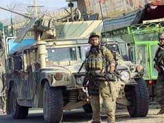 Hundreds Of Troops Deployed In Afghan City After Attack