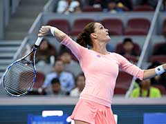 Rapid-Fire Win For Agnieszka Radwanska in WTA Tianjin Open