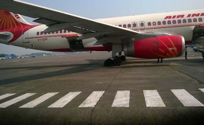 New York-Bound Air India Flight Grounded In Delhi Due To Hydraulic Failure
