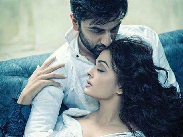 Aishwarya Rai Bachchan, Ranbir Kapoor in New Pics. We Can't Even...