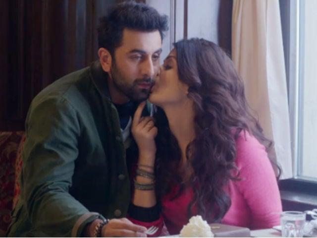 Aishwarya Rai Bachchan And Ranbir Kapoor Are Too Much To Handle. See Pic