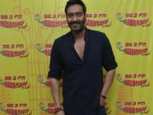 Ajay Devgn Says, 'I Fear Losing My Stardom'