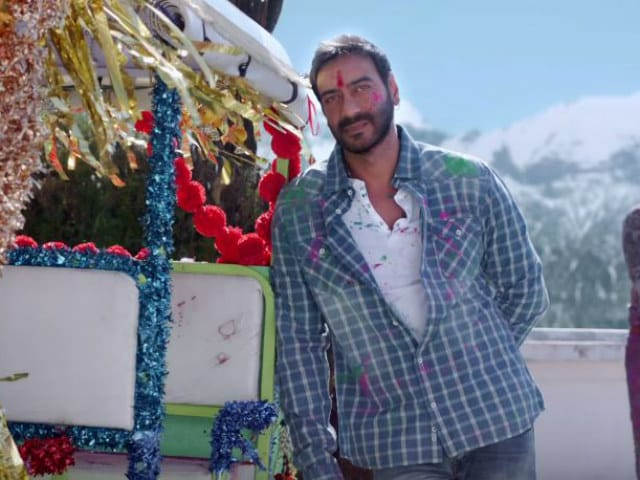Ajay Devgn's Shivaay to Set Off Fireworks in Mussoorie This Diwali