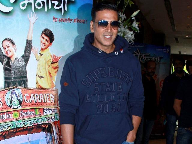 Akshay Kumar Shoots Jolly LLB 2's Last Schedule in Manali