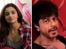 Have You Read Shah Rukh Khan And Alia Bhatt's <I>Dear Zindagi</i> Tweets?
