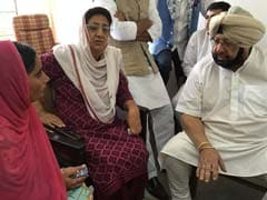 'Will Punish Badals' Vows Amarinder Singh Before 'Kisan Yatra'