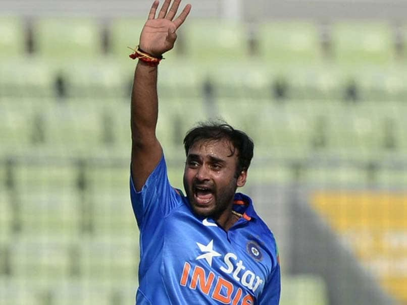 Amit Mishra says, India has upper hand against South Africa
