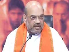 Modi Government Took Steps To Secure Borders, Strengthen Economy: Amit Shah