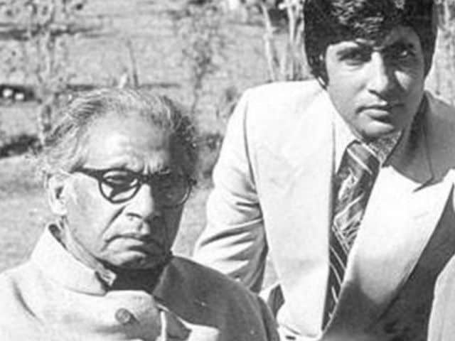 Amitabh Bachchan: My Father Believed That I'm His Father's Incarnation
