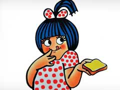 In Gujarat, Congress Supporters Turn To 'Amul Girl' Because Every Vote Is '<i>Amulya</i>'