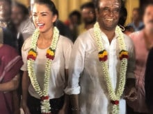 Amy Jackson is 'Thrilled' After Her Shooting With Rajinikanth For <I>2.0</i>