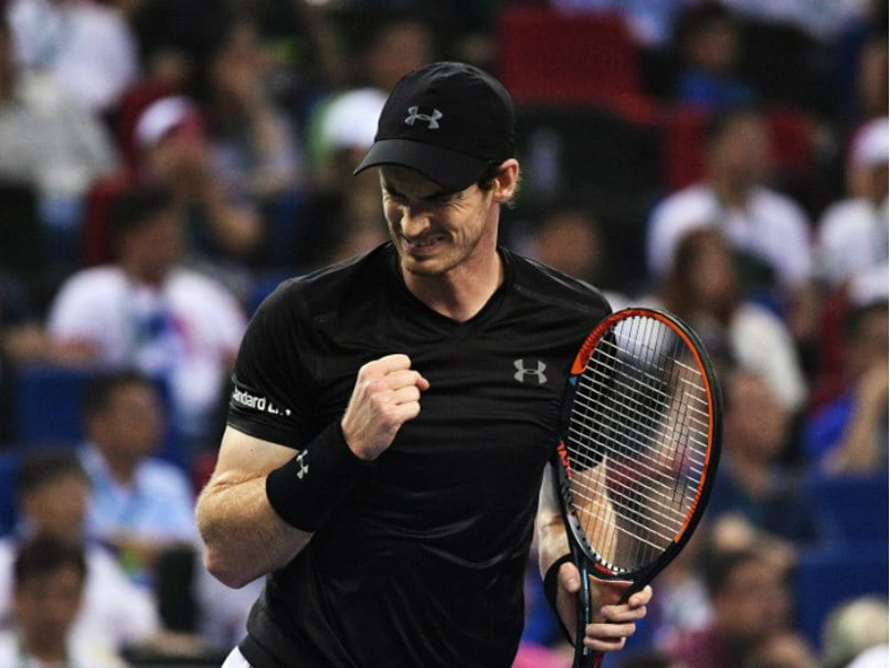 Andy Murray Brushes Aside Stan Wawrinka to Reach ATP World Tour Finals Semis