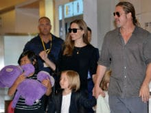 Angelina Jolie Questioned By FBI Over Abuse Allegations on Brad Pitt
