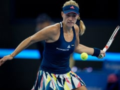 Angelique Kerber Advances To Hong Kong Open Second Round