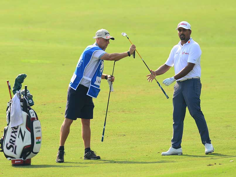 Bogey-Free Anirban Lahiri Tied-Fourth at Macao, Chiragh Kumar is Sixth