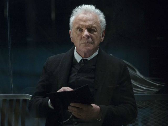Anthony Hopkins Feels Being An Actor Is A 'Peculiar Business'