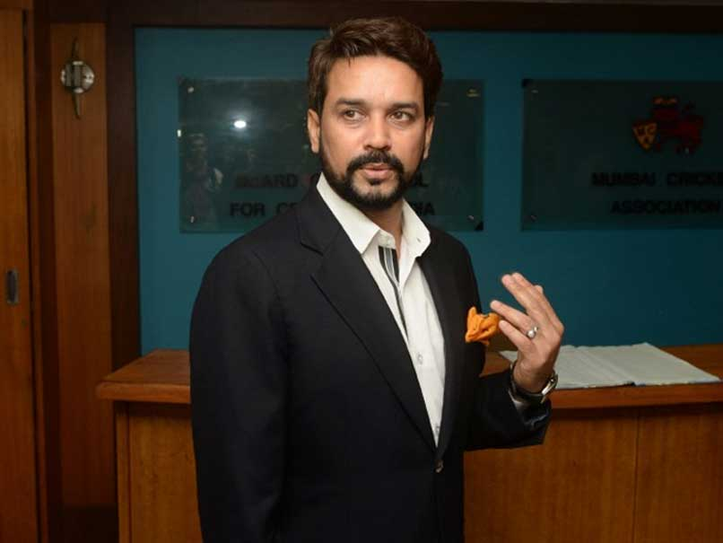 Anurag Thakur, Sacked as BCCI President, Says 'Wish Supreme Court All The Best'