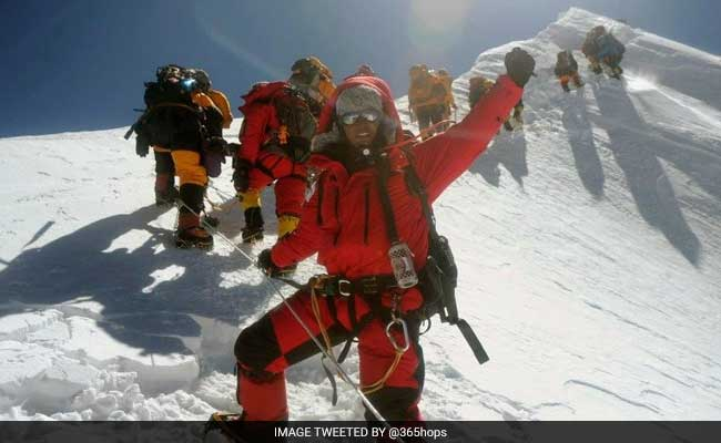 Indian Mountaineer Arjun Vajpai Scales World's Sixth Highest Mountain