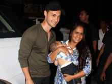 Inside Arpita Khan Sharma's Celebration For Husband Aayush's Birthday