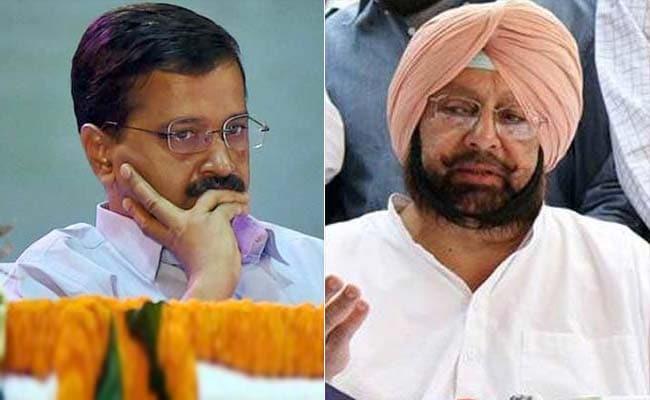 Arvind Kejriwal, Amarinder Singh's Back And Forth On Twitter Over Punjab Polls
